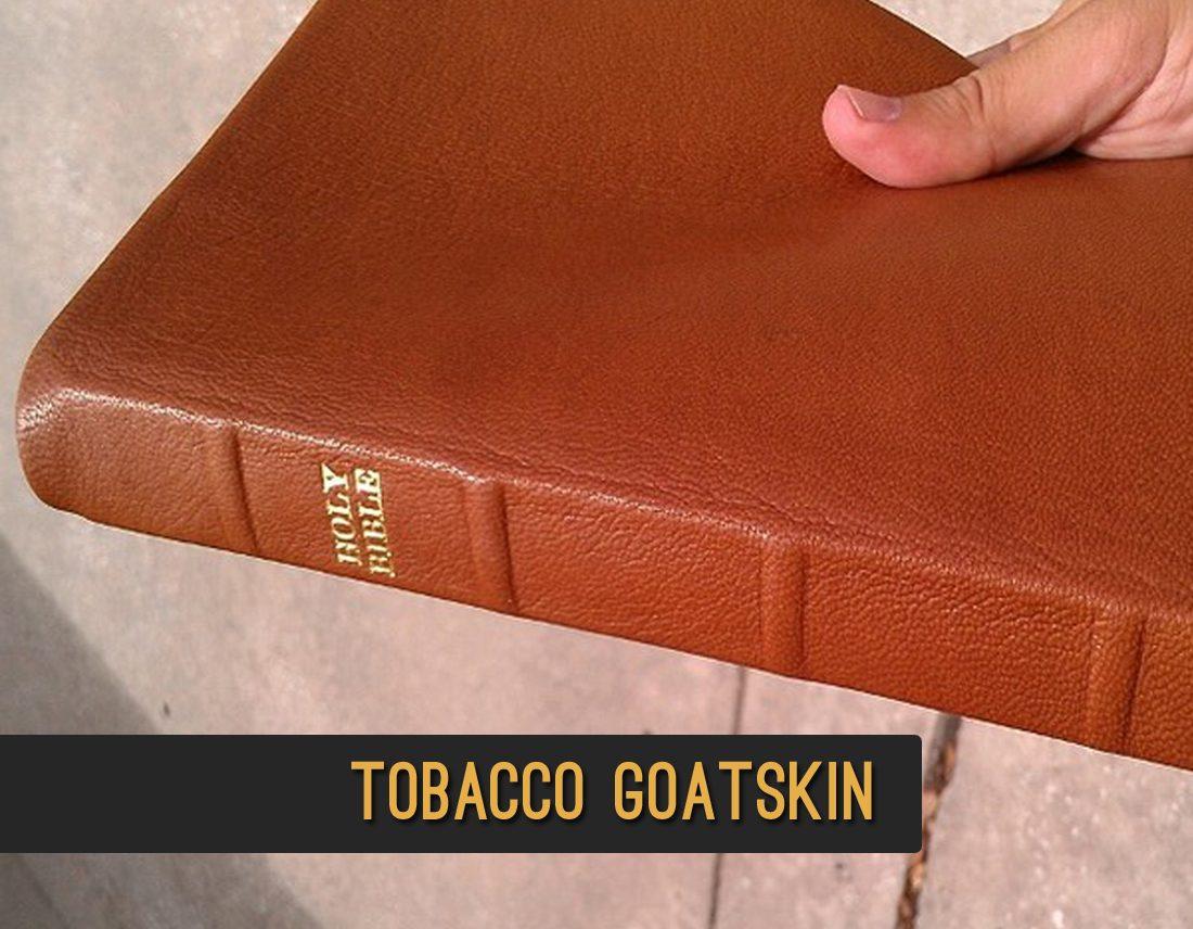 AALeather | Goatskin Bibles