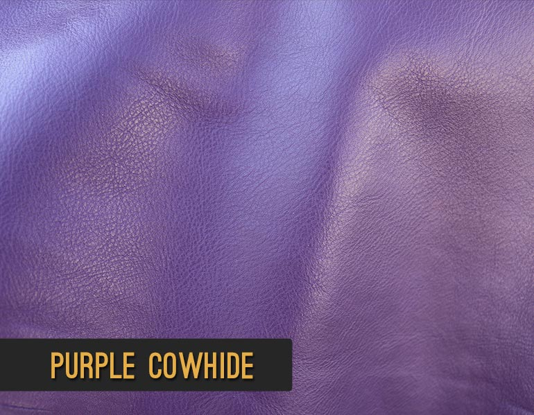 Repair and rebind your Bible in genuine purple cowhide leather!