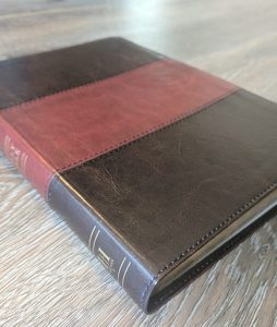 KJV Large Print Ultrathin Reference Bible