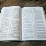 KJV Large Print Ultrathin Reference Bible