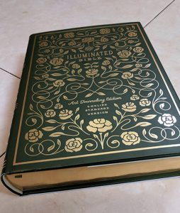 2015 ESV Illuminated Bible Art Journaling Edition