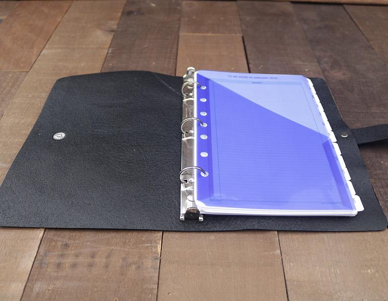 black-binder